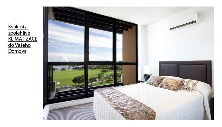 kvalitní klimatizace do Vašeho domova